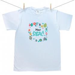 Pánske tričko s krátkym rukávom Malý šibač