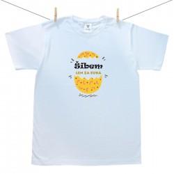 Pánske tričko s krátkym rukávom Šibem len za eurá
