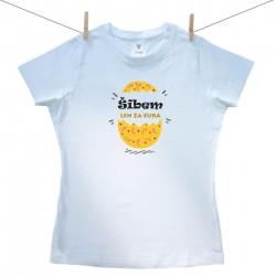 Dámske tričko s krátkym rukávom Šibem len za eurá