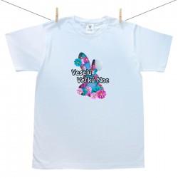Pánske tričko s krátkym rukávom Veselú Veľkú noc